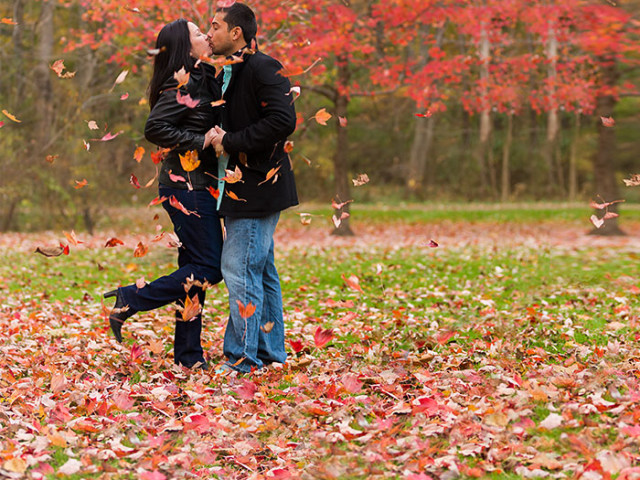Engagement Session - Trish and Miguel