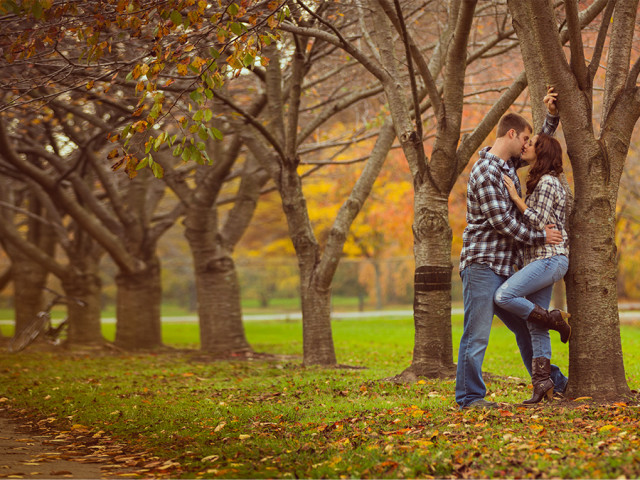 Engagement Session - Matt & Katelyn