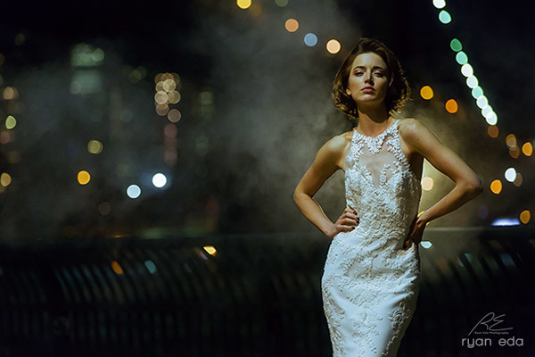 New York Styled Enzoani Bridal Shoot