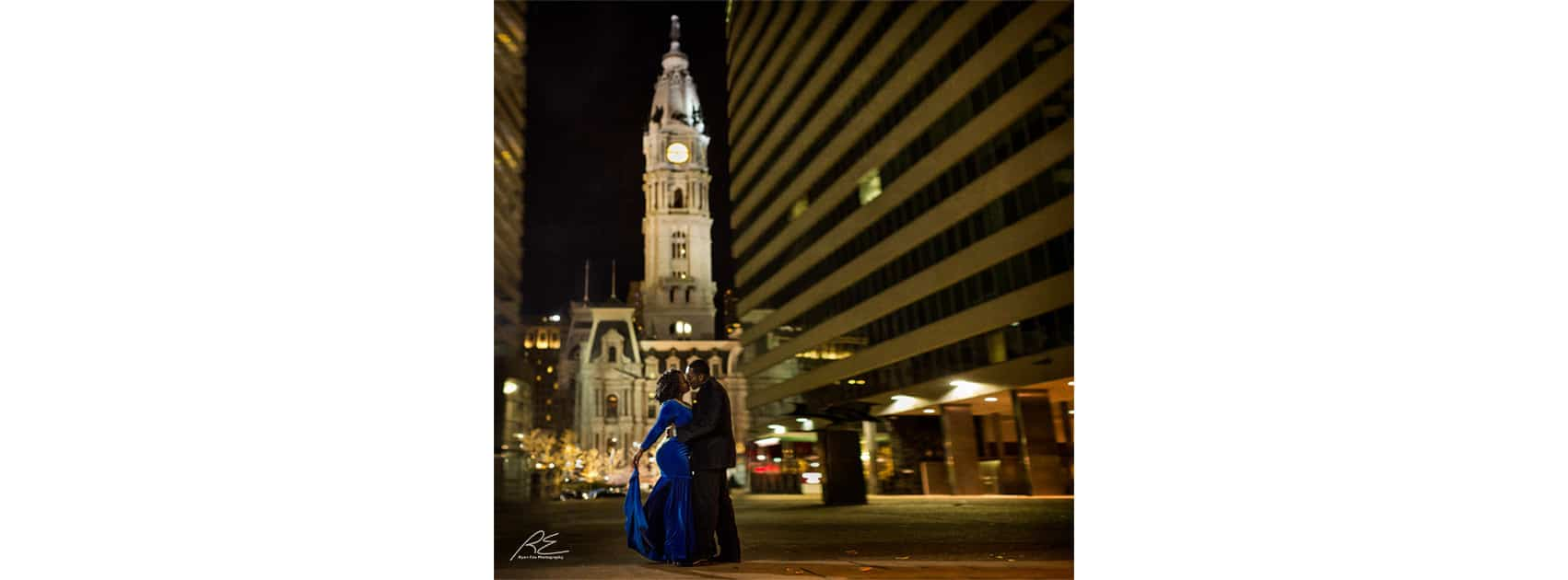 Phila Engaged Dilworth Park City Hall