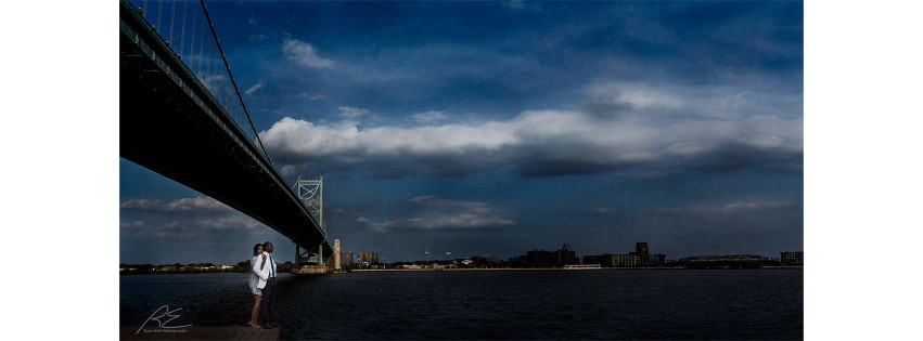 Ben Franklin Bridge Photo