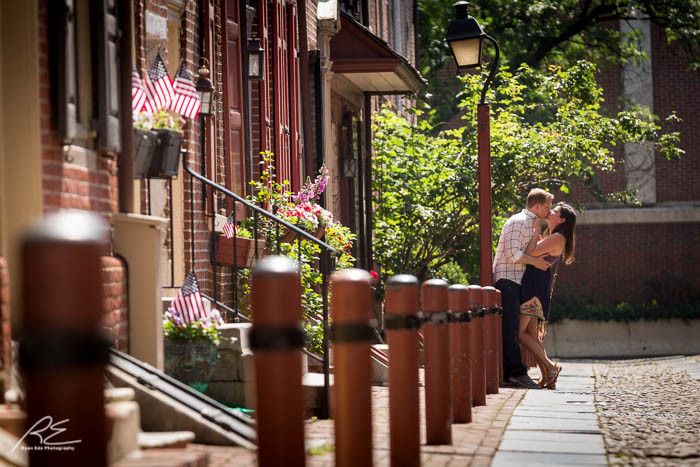 Old City Engagement Proposal Arielle Ryan