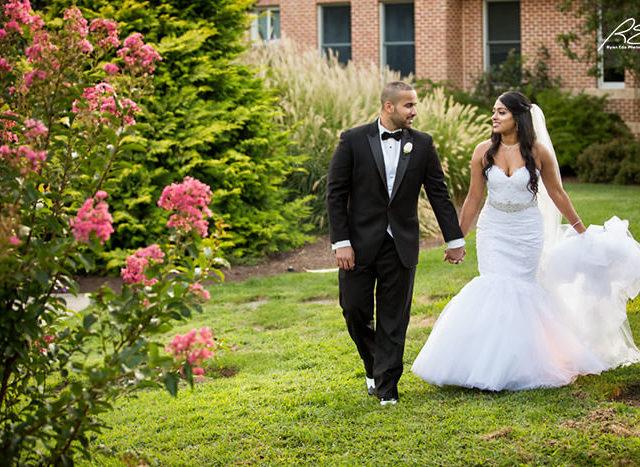 Spring Mill Manor Wedding