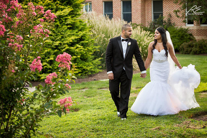 Spring Mill Manor Wedding