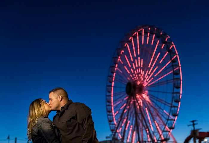 Ocean City New Jersey Engagement