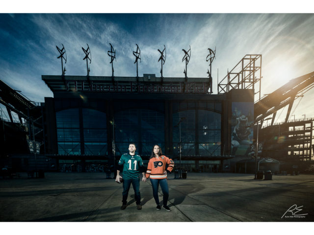 Lincoln Financial Field Philly Engagement